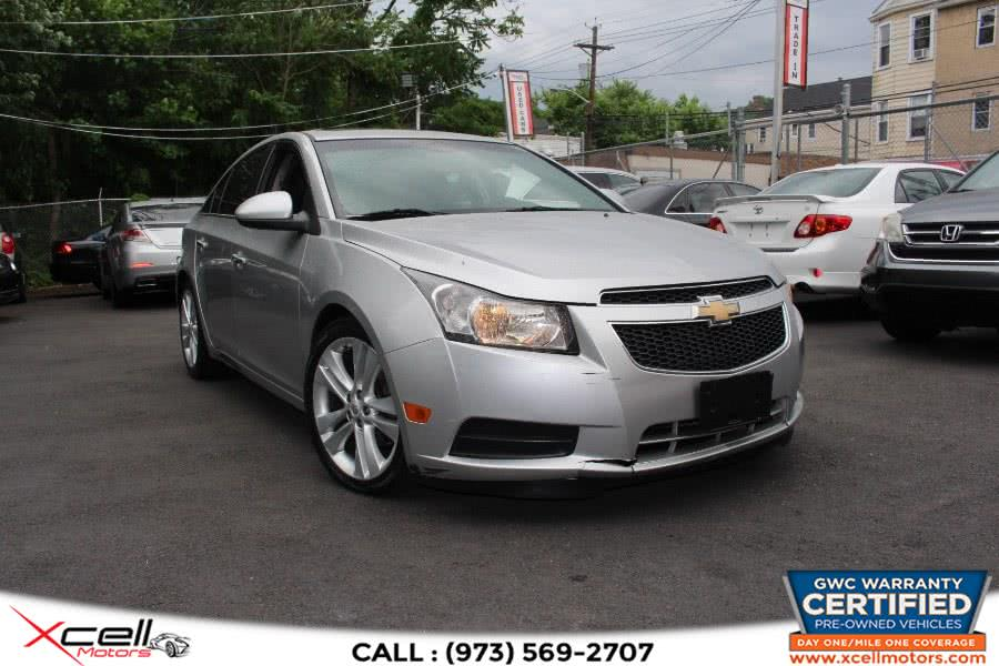 Used 2011 Chevrolet Cruze LTZ in Paterson, New Jersey | Xcell Motors LLC. Paterson, New Jersey