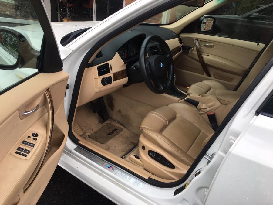 Used BMW X3 AWD 4dr 30i 2010   Riverside Motorcars, LLC. Naugatuck, Connecticut