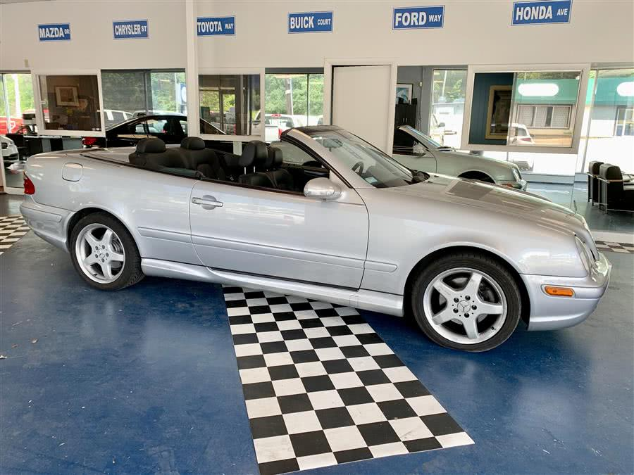 Used 2003 Mercedes-benz Clk-class in Manchester, New Hampshire | Second Street Auto Sales Inc. Manchester, New Hampshire