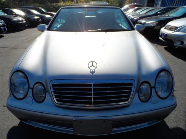 Used Mercedes-benz Clk-class 4.3L 2003   Second Street Auto Sales Inc. Manchester, New Hampshire