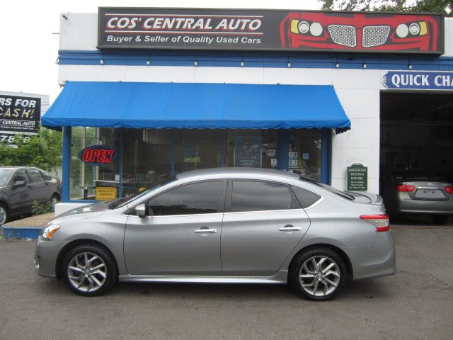 Used 2014 Nissan Sentra in Meriden, Connecticut | Cos Central Auto. Meriden, Connecticut