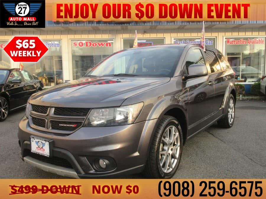 Used 2018 Dodge Journey in Linden, New Jersey | Route 27 Auto Mall. Linden, New Jersey