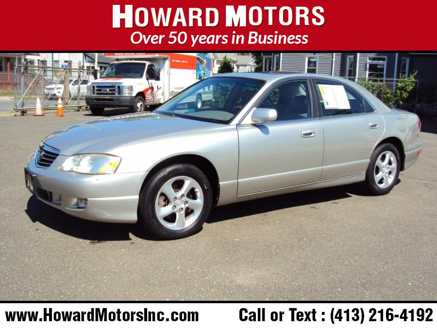 Used Mazda Millenia 4dr Sdn P 2001 | Howard Motors. Springfield, Massachusetts