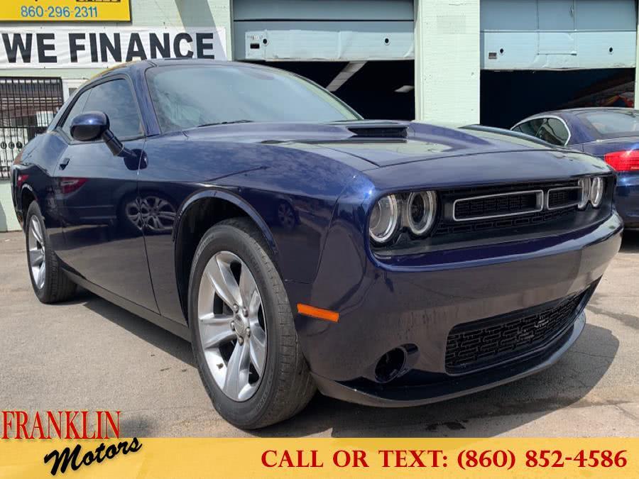 Used 2017 Dodge Challenger in Hartford, Connecticut | Franklin Motors Auto Sales LLC. Hartford, Connecticut