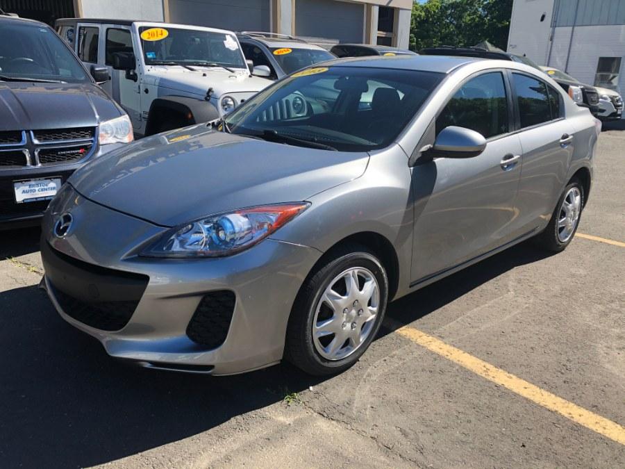 Used Mazda Mazda3 4dr Sdn Auto i Sport 2013 | Bristol Auto Center LLC. Bristol, Connecticut