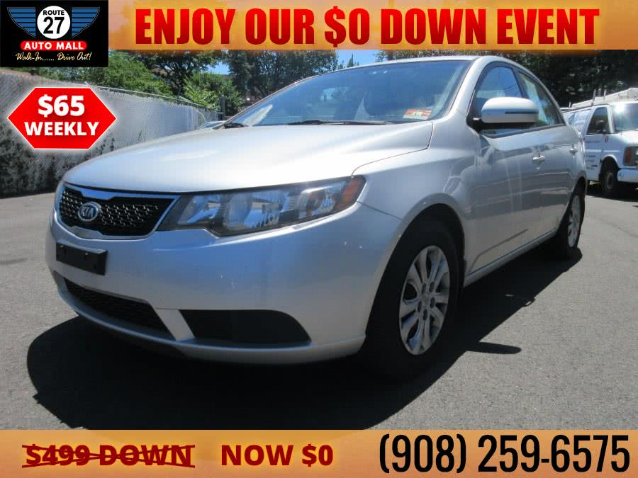 Used 2012 Kia Forte in Linden, New Jersey | Route 27 Auto Mall. Linden, New Jersey