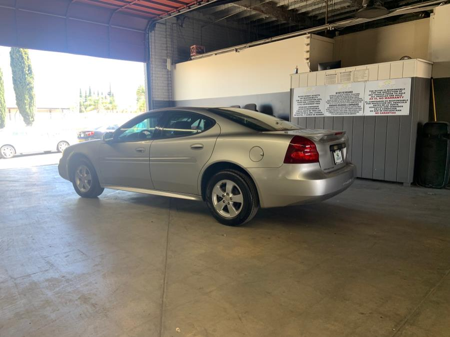 Used Pontiac Grand Prix 4dr Sdn 2007 | U Save Auto Auction. Garden Grove, California