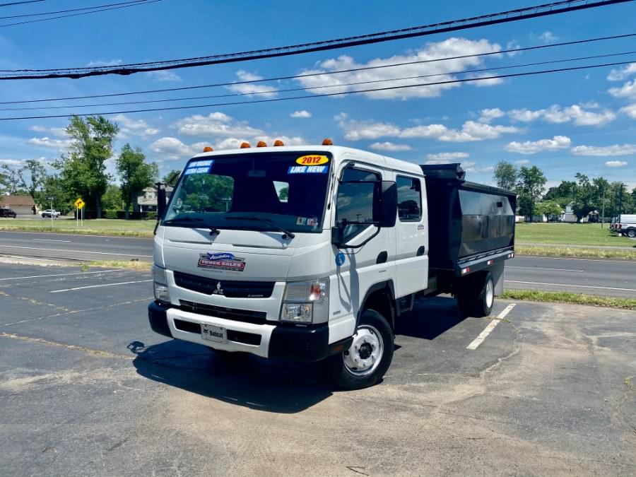 Used 2012 Mitsubishi Fuso Truc Fe in Burlington, New Jersey | Aladdin Truck Sales. Burlington, New Jersey