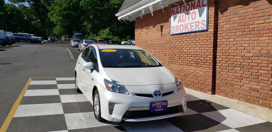 Used 2014 Toyota Prius Plug-In in Waterbury, Connecticut | National Auto Brokers, Inc.. Waterbury, Connecticut