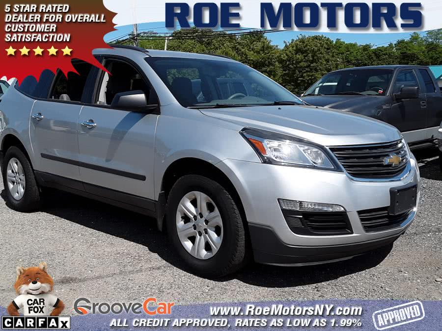 Used 2014 Chevrolet Traverse in Shirley, New York | Roe Motors Ltd. Shirley, New York