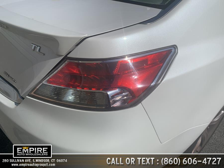 Used Acura TL 4dr Sdn Auto SH-AWD Tech 2012 | Empire Auto Wholesalers. S.Windsor, Connecticut