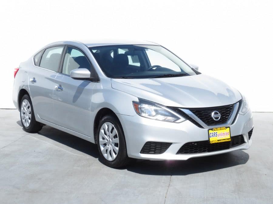 Used 2018 Nissan Sentra in Santa Ana, California | Auto Max Of Santa Ana. Santa Ana, California