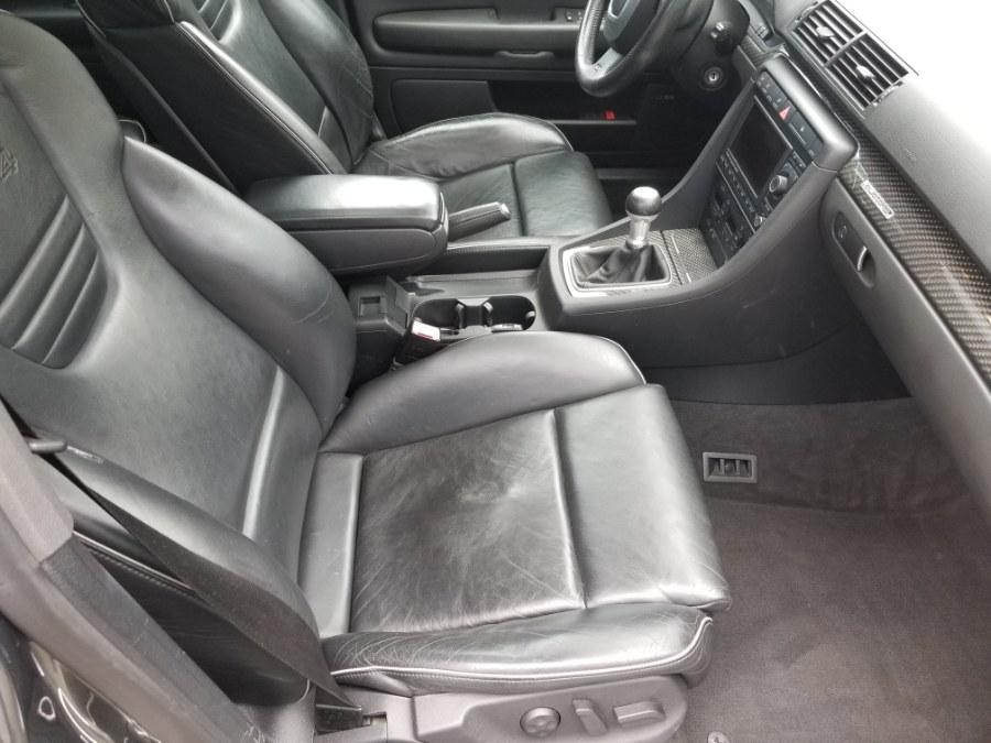 Used Audi RS 4 4dr Sdn 2007 | ODA Auto Precision LLC. Auburn, New Hampshire