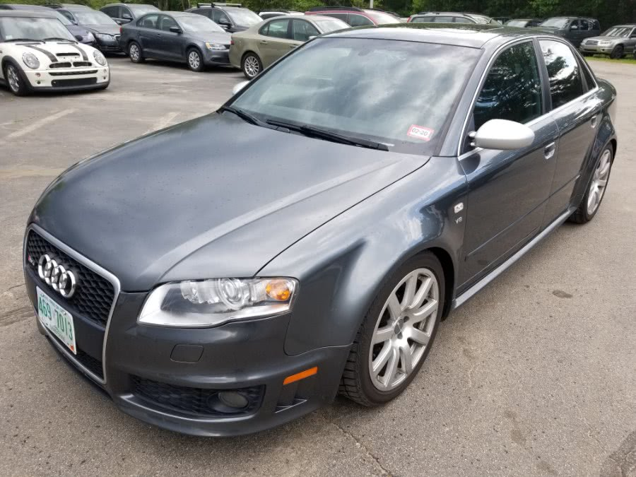 Used 2007 Audi RS 4 in Auburn, New Hampshire | ODA Auto Precision LLC. Auburn, New Hampshire