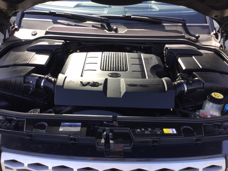 Used Land Rover LR4 4WD 4dr V8 HSE Metropolis Black LE 2011 | L&S Automotive LLC. Plantsville, Connecticut