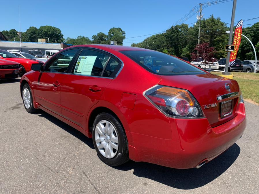 Used Nissan Altima 4dr Sdn I4 CVT 2.5 S 2009   Mike And Tony Auto Sales, Inc. South Windsor, Connecticut