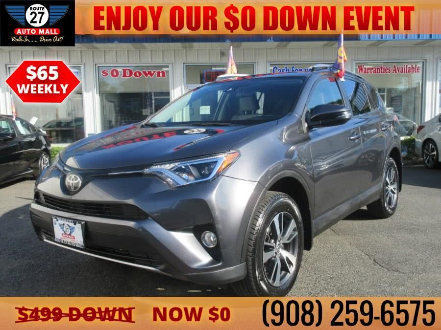 Used 2017 Toyota RAV4 in Linden, New Jersey | Route 27 Auto Mall. Linden, New Jersey