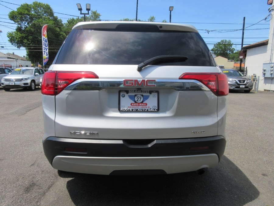 Used GMC Acadia AWD 4dr SLE w/SLE-1 2017 | Route 27 Auto Mall. Linden, New Jersey