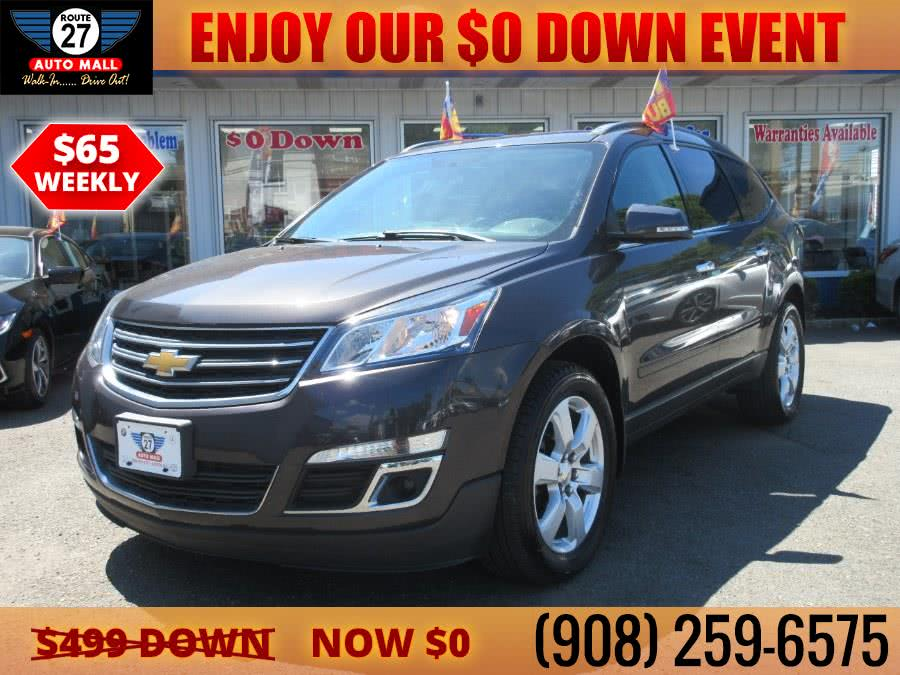Used 2016 Chevrolet Traverse in Linden, New Jersey | Route 27 Auto Mall. Linden, New Jersey