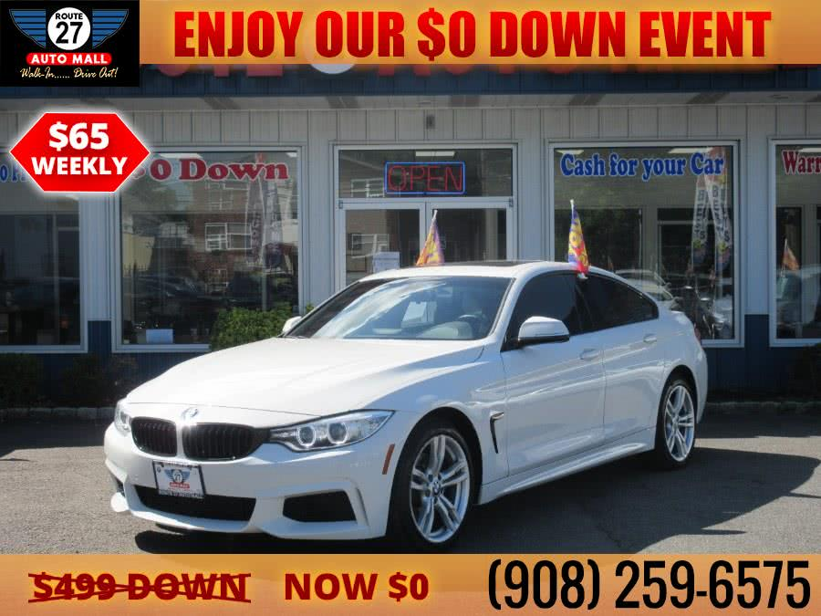 Used 2015 BMW 4 Series in Linden, New Jersey | Route 27 Auto Mall. Linden, New Jersey