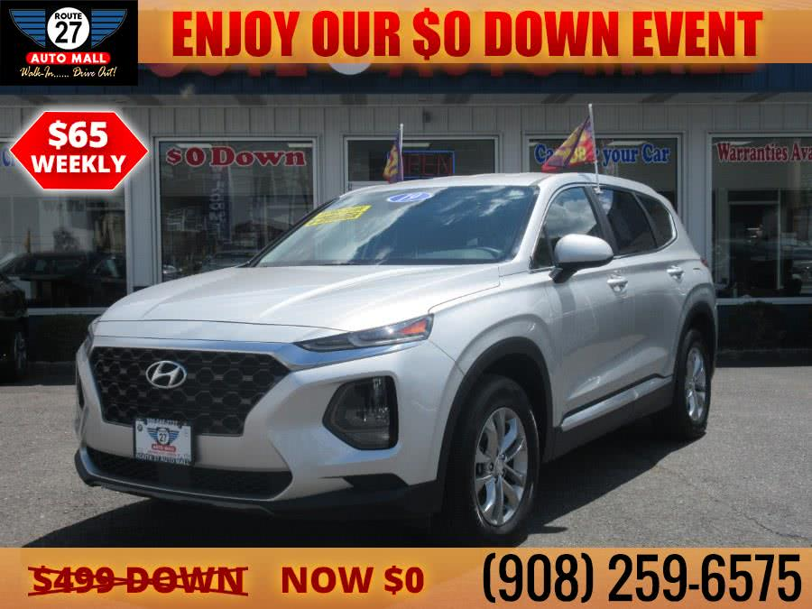 Used 2019 Hyundai Santa Fe in Linden, New Jersey | Route 27 Auto Mall. Linden, New Jersey