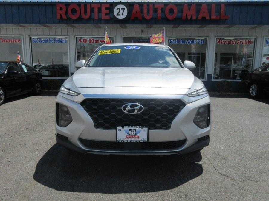Used Hyundai Santa Fe SE 2.4L Auto FWD 2019 | Route 27 Auto Mall. Linden, New Jersey