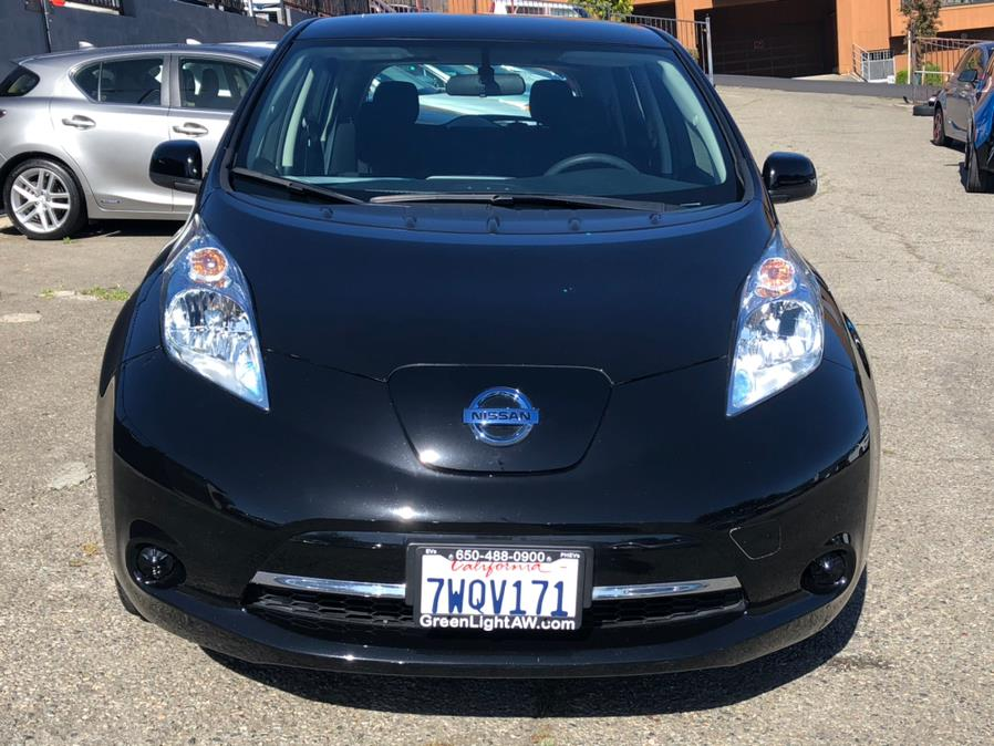 Used Nissan LEAF S 2017 | Green Light Auto Wholesale. Daly City, California