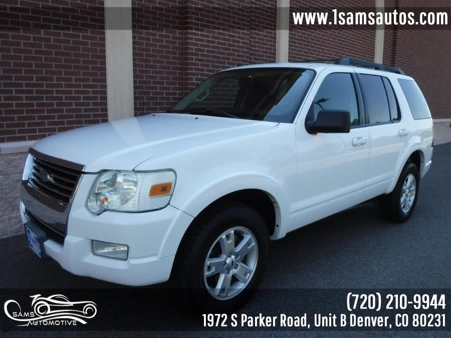 Used 2010 Ford Explorer in Denver, Colorado | Sam's Automotive. Denver, Colorado