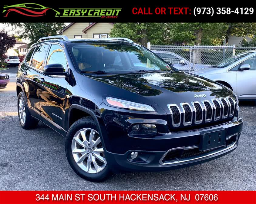 Used 2016 Jeep Cherokee in South Hackensack, New Jersey | Easy Credit of Jersey. South Hackensack, New Jersey