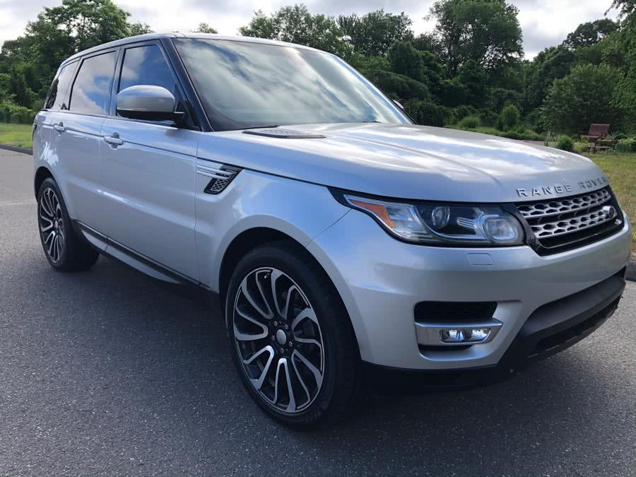 Used 2015 Land Rover Range Rover Sport in Agawam, Massachusetts | Malkoon Motors. Agawam, Massachusetts