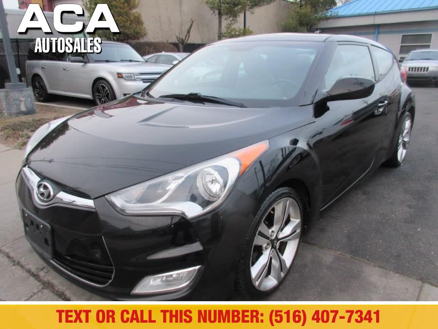 Used Hyundai Veloster 3dr Cpe Auto w/Gray Int 2012 | ACA Auto Sales. Lynbrook, New York