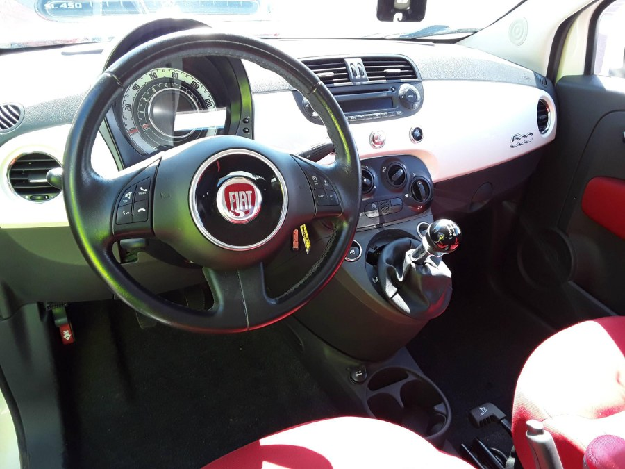 Used FIAT 500 2dr HB Pop 2012 | Best Auto Sales LLC. Manchester, Connecticut