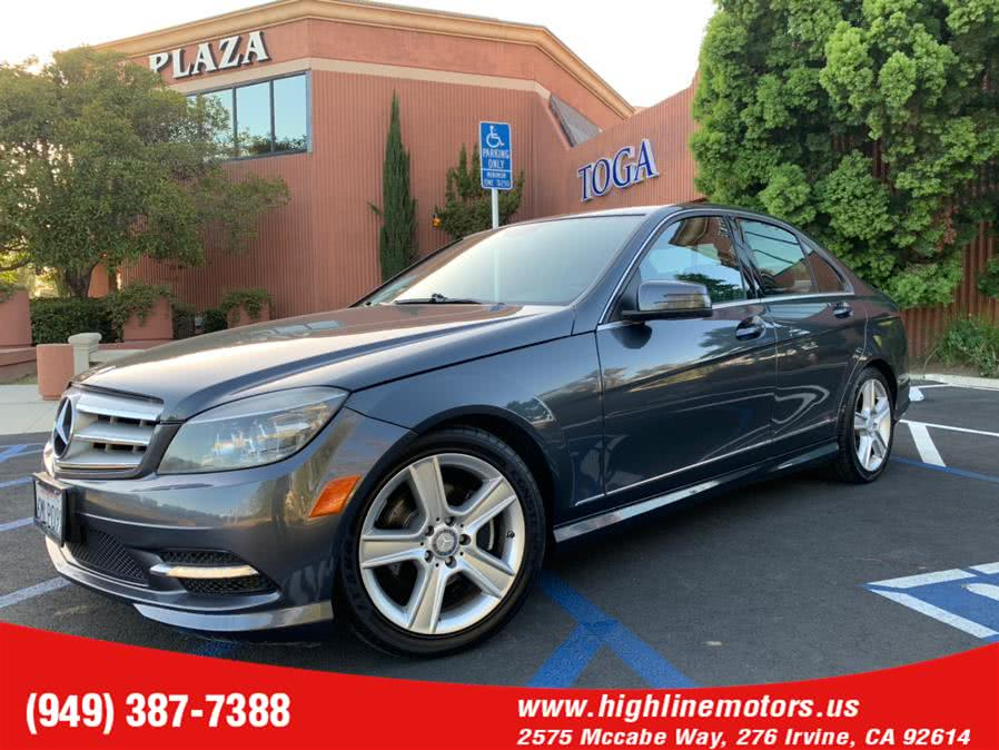 Used 2011 Mercedes-Benz C 300 in Irvine, California | High Line Motors LLC. Irvine, California