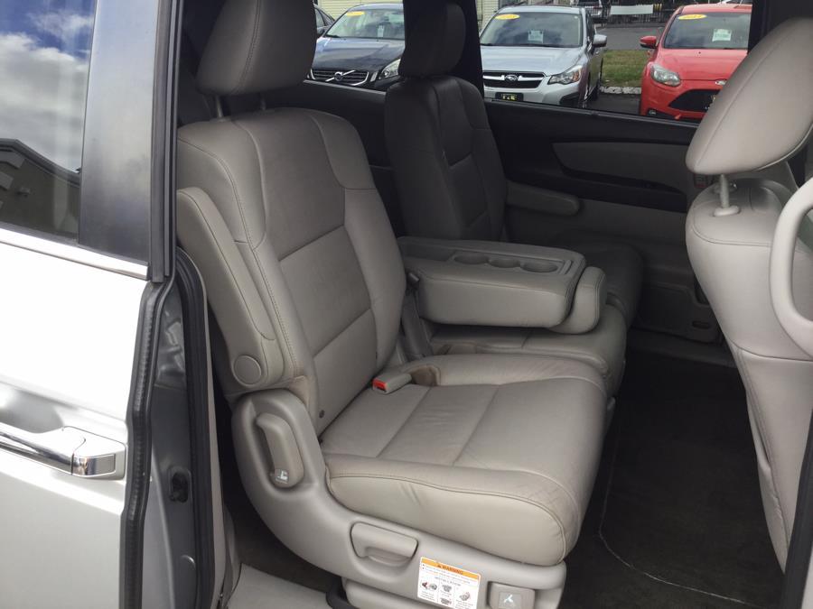 Used Honda Odyssey 5dr EX-L w/RES 2013 | L&S Automotive LLC. Plantsville, Connecticut