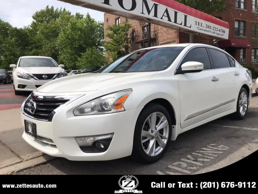 2015 Nissan Altima 4dr Sdn I4 2.5 S, available for sale in Jersey City, NJ