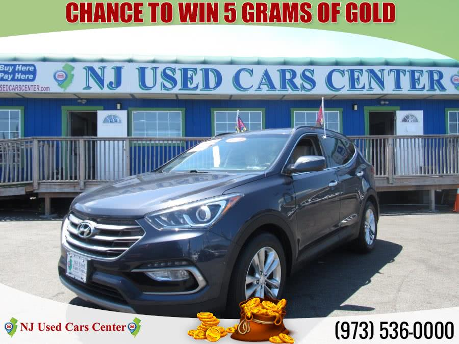 Used 2017 Hyundai Santa Fe Sport in Irvington, New Jersey   NJ Used Cars Center. Irvington, New Jersey