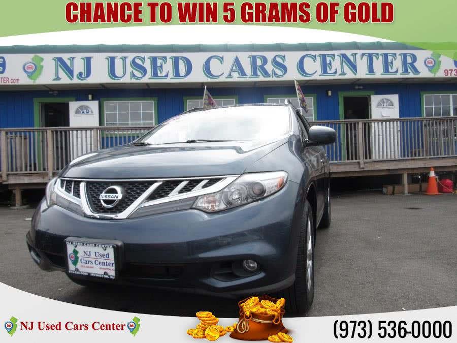 Used 2014 Nissan Murano in Irvington, New Jersey | NJ Used Cars Center. Irvington, New Jersey