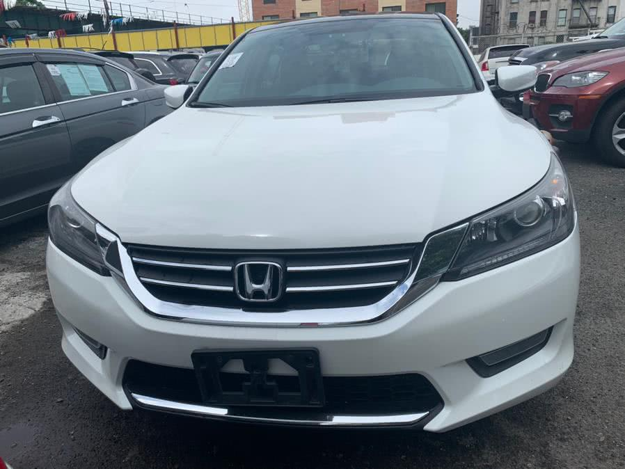 Used 2014 Honda Accord Sedan in Brooklyn, New York | Atlantic Used Car Sales. Brooklyn, New York