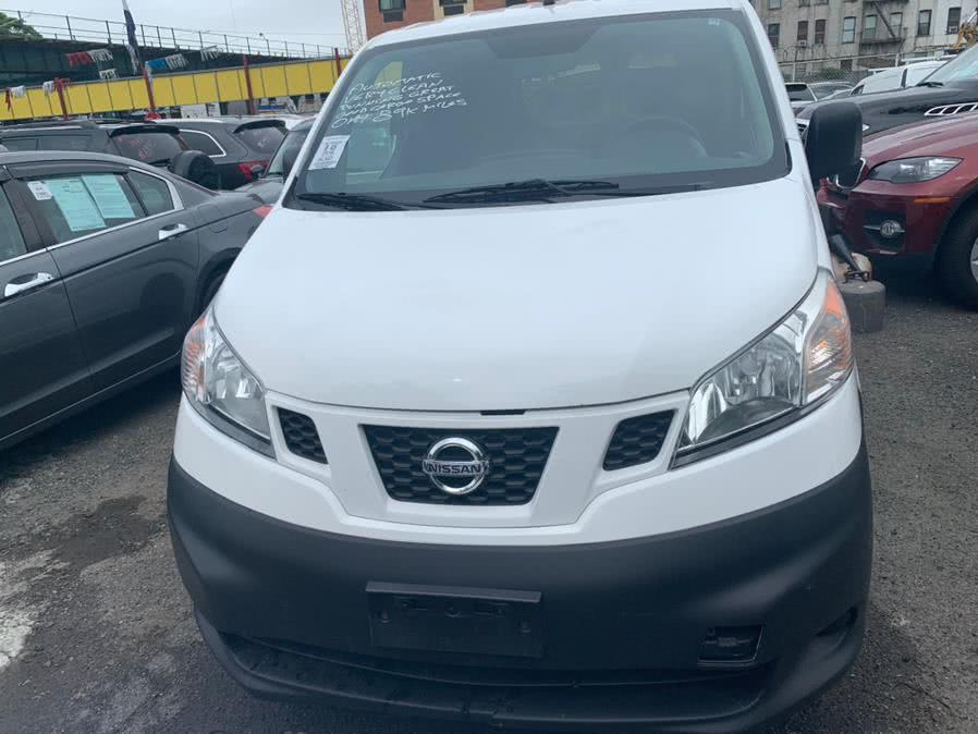 Used 2015 Nissan NV200 in Brooklyn, New York | Atlantic Used Car Sales. Brooklyn, New York