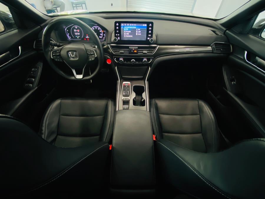 Used Honda Accord Sedan Sport 2.0T Auto 2018   Luxury Motor Club. Franklin Square, New York