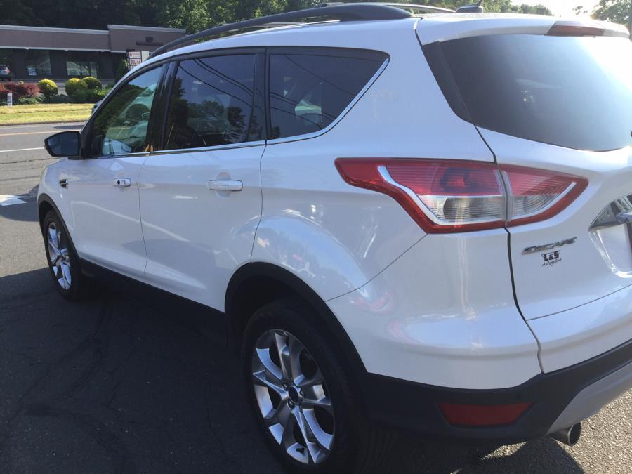 Used Ford Escape 4WD 4dr SEL 2013   L&S Automotive LLC. Plantsville, Connecticut
