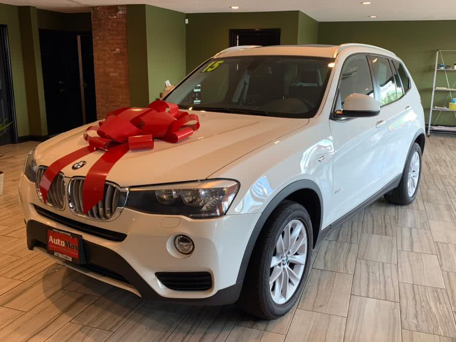 Used 2015 BMW X3 in West Hartford, Connecticut | AutoMax. West Hartford, Connecticut