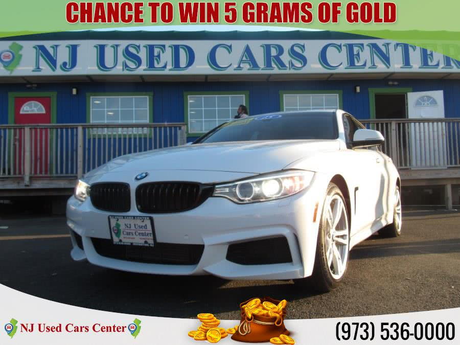 Used 2015 BMW 4 Series in Irvington, New Jersey | NJ Used Cars Center. Irvington, New Jersey