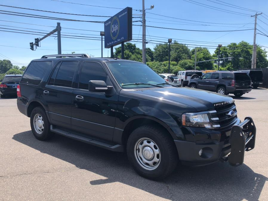 Used Ford Expedition 4WD 4dr XL Interceptor 2016 | Chip's Auto Sales Inc. Milford, Connecticut