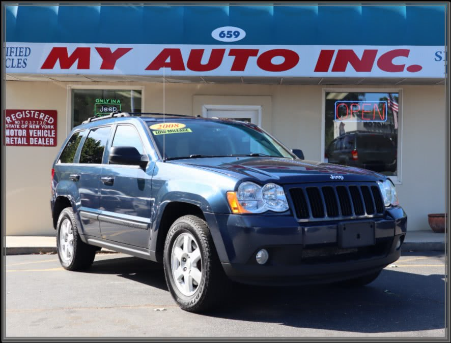 Used 2008 Jeep Grand Cherokee in Huntington Station, New York | My Auto Inc.. Huntington Station, New York