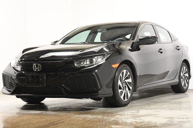 The 2017 Honda Civic LX Hatchback photos