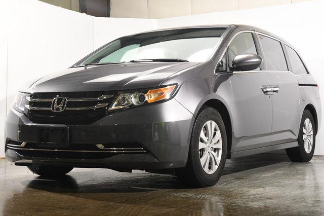 The 2017 Honda Odyssey EX photos