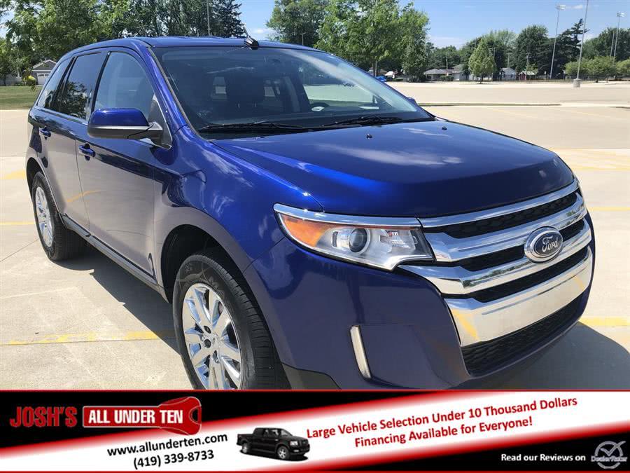 Used 2014 Ford Edge in Elida, Ohio | Josh's All Under Ten LLC. Elida, Ohio