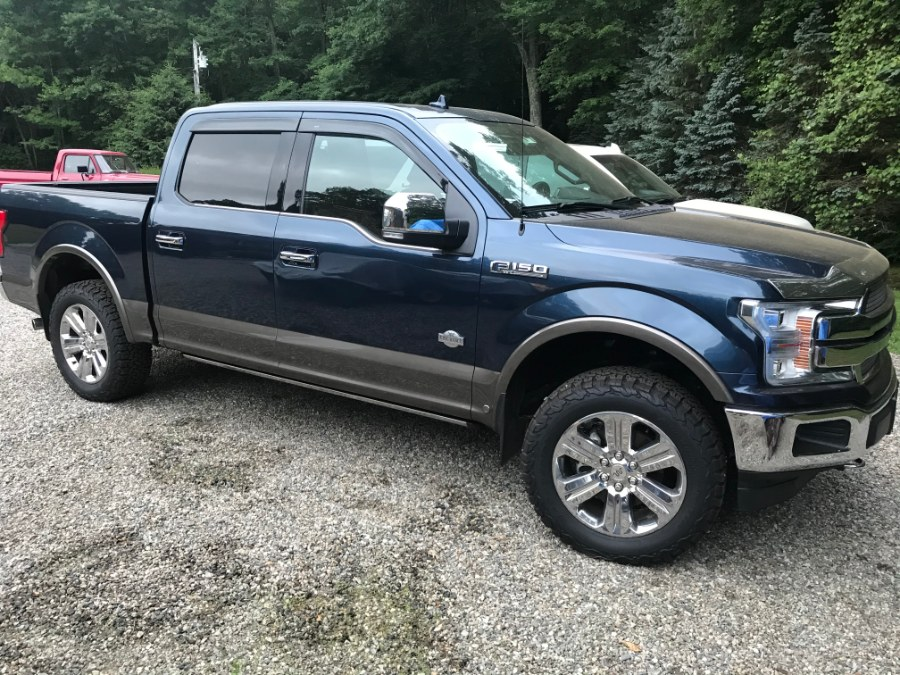 Used Ford F-150 King Ranch 4WD SuperCrew 5.5'' Box 2019 | Airway Motors. Bridgeport, Connecticut