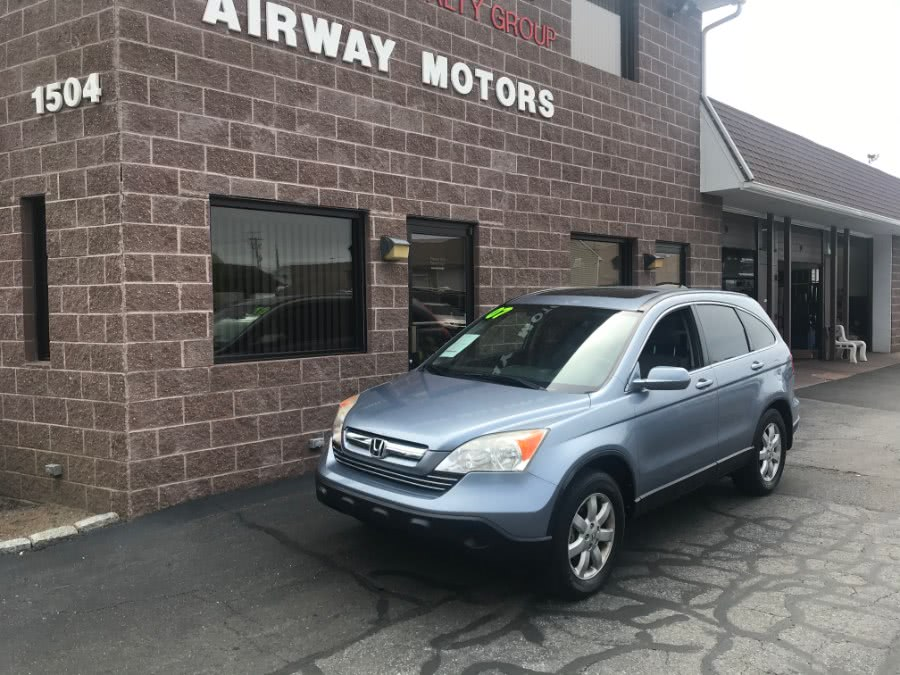 Used 2007 Honda CR-V in Bridgeport, Connecticut | Airway Motors. Bridgeport, Connecticut